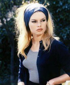 Brigitte Bardot dans Le mépris (Jean-Luc Godard, 1963)