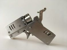 Review: Folding Matchstick Revolver - The Firearm Blog