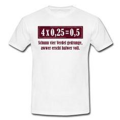 Pfälzer Mathematik - Männer T-Shirt