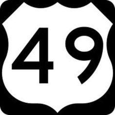 Highway 49=highway home