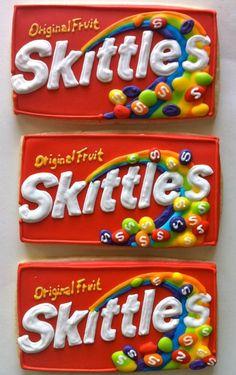 Skittles - So Cool Cookies
