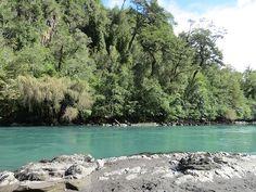 Ralún, Rio Petrohue, Región de Los Lagos
