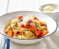 Rüeblispaghetti | Betty Bossi