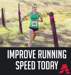 Running For Beginners Improve Speed