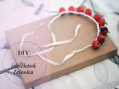DIY čelenka alebo ako nosím jabĺčka na hlave (fotopostup:) / PetiArt » SAShE.sk - slovenský handmade dizajn