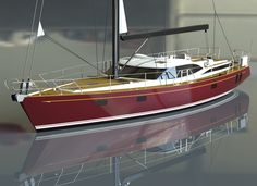 Discovery 58, the new launch due for launch from Discovery Yachts in 2014