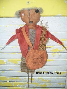 Primitive Annie Pumpkin