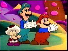 10 Best Super Mario Brothers Super Show Images Super Mario