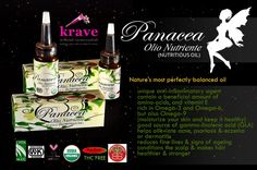 Been reading good review about this. I MUST HAVE ONE pretty!:) NEED.  Krave Minerale Panacea Olio Nutriente.