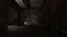 ArtStation - [UDK] Abandoned Hallway, Rogelio Delgado