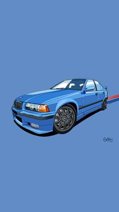 Car Drawings, Jdm Cars, Car Manufacturers, Bmw E36, Cool Cars, Super Cars, Random, Vehicles, Instagram