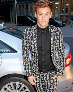 Tom Daley at Tate Modern for GQ Men Of The Year Awards 2016 on September 6, 2016…