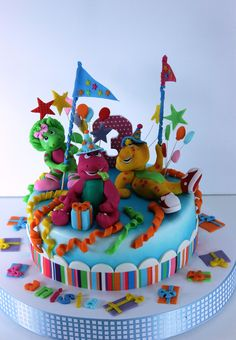 Antie breezy  Will you bake me this cake for my birthday