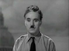 'The Great Dictator' speech by Charlie Chaplin (Subtitles - Best Version)