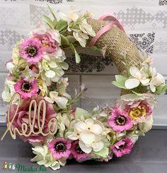 Sugar Art, Decoration, Floral Arrangements, Floral Wreath, Easter, Wreaths, Spring, Beach, Flowers