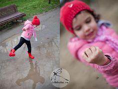 S in the rain
