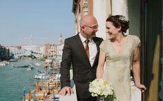 Standesamtliche Hochzeit in Venedig - Hochzeit in Italien