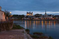 Saumur, Loire valley by Sergey Ershov on 500px