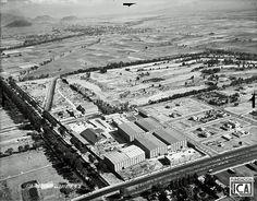 13 DIC 1946 TLALPAN Y RÍO CHURUBUSCO ESTUDIOS DE CINE CHURUBUSCO Y CLUB CAMPESTRE DE LA CIUDAD DE MÉXICO AEROFOTO BRMA 4518 PROPIEDAD DE FUNDACIÓN ICA DERECHOS RESERVADOS | Flickr - Photo Sharing!