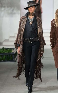 Ralph Lauren Fashion Show & More Luxury Details • Ralph never disappoints