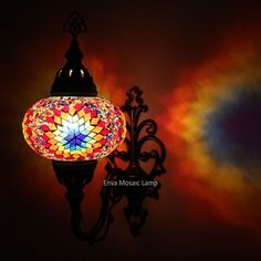 This Unique, beautiful and authentic handmade Turkish Mosaic Floor Lamp is Handcrafted in Turkey with excellent quality and checked in the UK. Wrought Iron Candle Wall Sconces, Wall Candles, Candle Wall Sconces, Led Wall Sconce, Outdoor Lights Uk, Wall Sconces, Mosaic Wall, Mosaic Lamp, Moroccan Style