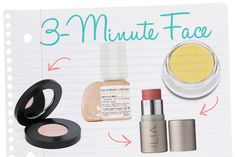 These multi-use products will make your morning routine quick and painless.
