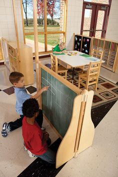 KYDZ Suite® Chalkboard Panels | Honor Roll Childcare Supply - Early Education Furniture, Equipment and School Supplies.