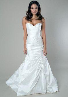 heidi elnora Marissa Ellen Wedding Dress photo