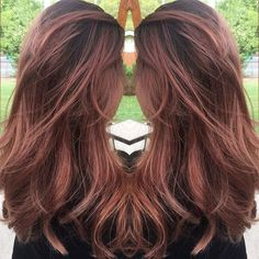 Pin for Later: Proof That Rose Gold Ombré Looks Gorgeous With All Hair Colours