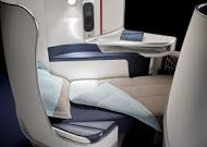 New Air France Business Class Seat