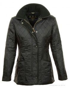 Barbour Quilt-Jacket