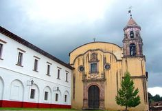 Michoacán Colonial - Ruta de Don Vasco