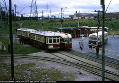 Transit Toronto Image: Humber Loop 1958 Toronto Ontario Canada, Toronto City, Toronto Subway, Toronto Images, Busses, Public Transport, Landscape Photos, Back In The Day, Transportation