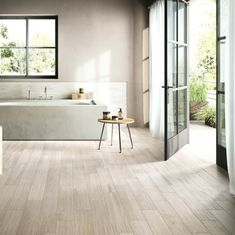 Aequa Series Porcelain Wood Look Tile- Nix Stone Bathroom, Bathroom Floor Tiles, Tile Floor, Wall Tile, Wood Effect Porcelain Tiles, Wood Effect Tiles, Porcelain Floor, Wood Grain Tile, Wood Look Tile