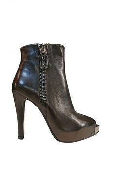 RosaRot Ankle Boots Beverly  FW 2015 | Charity Heels