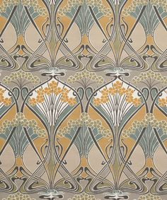 Ianthe Flowers Linen Union in Dove | Nesfield Collection by Liberty Art Fabrics – Interiors | Liberty.co.uk