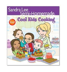 Bestseller Books Online Sandra Lee Semi-Homemade Cool Kids' Cooking Sandra Lee $12.37  - http://www.ebooknetworking.net/books_detail-0696232650.html