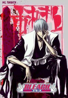 Ichimaru Gin, color cover chapter 145: Shaken || Bleach