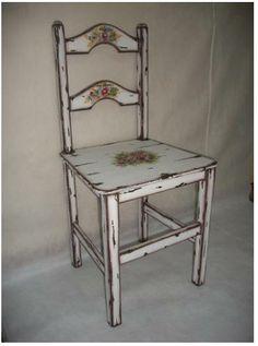 Blog Claudia Tenório: Aprenda a restaurar uma cadeira de madeira!