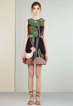 Red Valentino, Resort 2017 - The Prettiest Dresses of the Resort 2017 Collections - Photos
