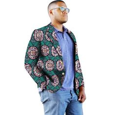 https://africansattire.com/products/african-men-jackets This African men jackets stylebyRUBU will become your go-to thanks to the comfortable design and versatility. Cut from soft fabric, the African men jackets comfortably warms you up and is easy to carry around when the weather warms up. Be sure to always have it by your side whenever you need it.