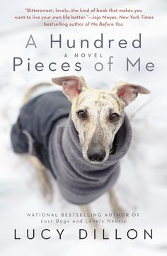 A HUNDRED PIECES OF ME by Lucy Dillon -- From the bestselling author of LOST DOGS AND LONELY HEARTS comes a delightful, compulsively readable novel about second chances and the magic of letting go…