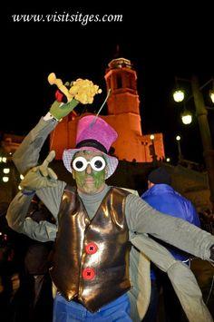 La Rua de la Disbauxa, Sitges Carnaval 2013
