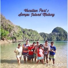 sempu vacation