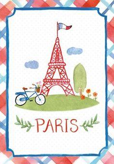 Paris journal, adorable.