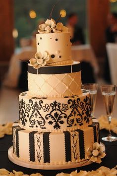 Wedding cake! I'm having this.