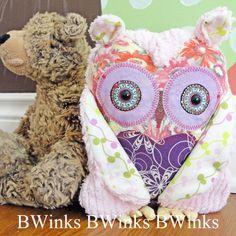 Such a pretty owl!