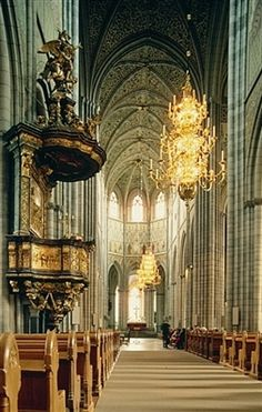 Uppsala's Cathedral