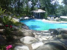 Blog all about salt water pools!