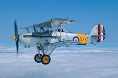 Hawker Nimrod Mk.I S1581 (G-BWWK) - The Fighter Collection.
